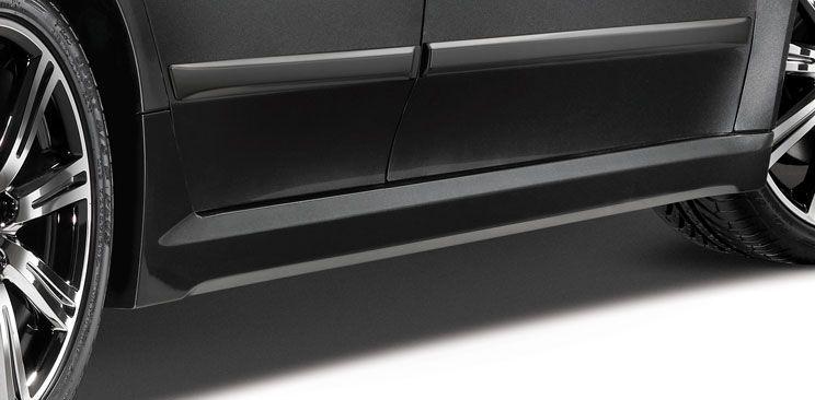#Acura #TL Molduras protectoras laterales oscuras (Accesorio). #LeónGto