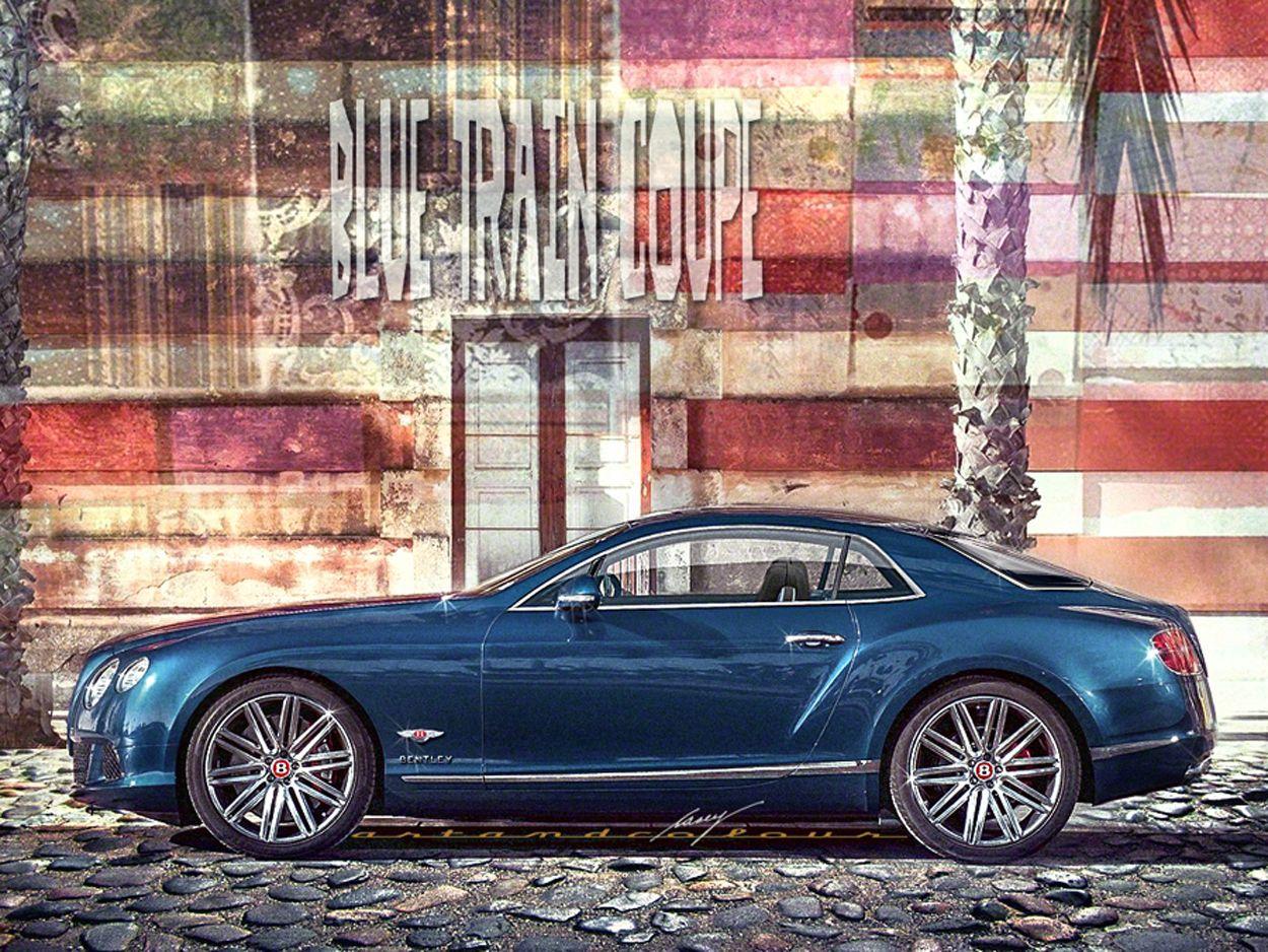 2013 Bentley GT 2 Seater