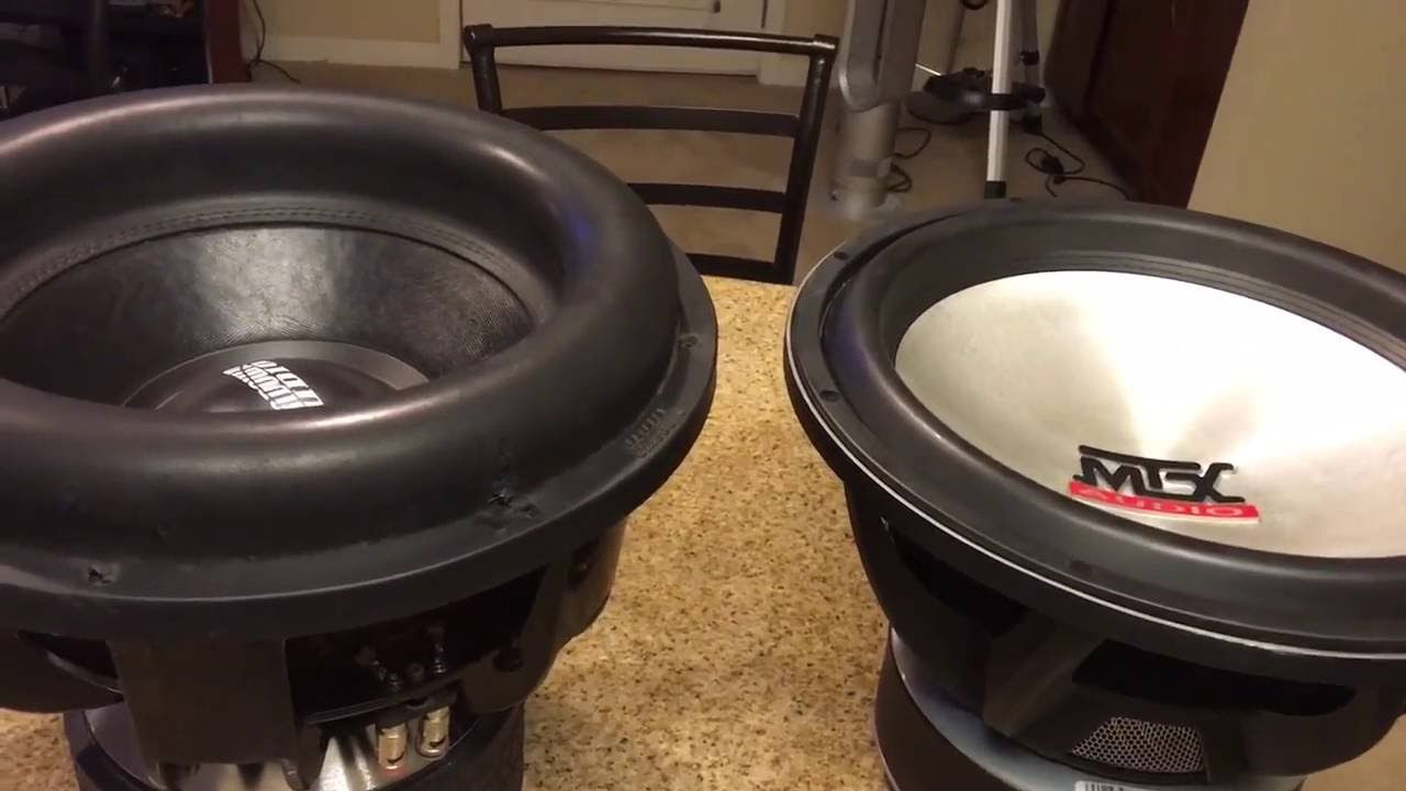 Best car subwoofers for deep bass guide reviews in