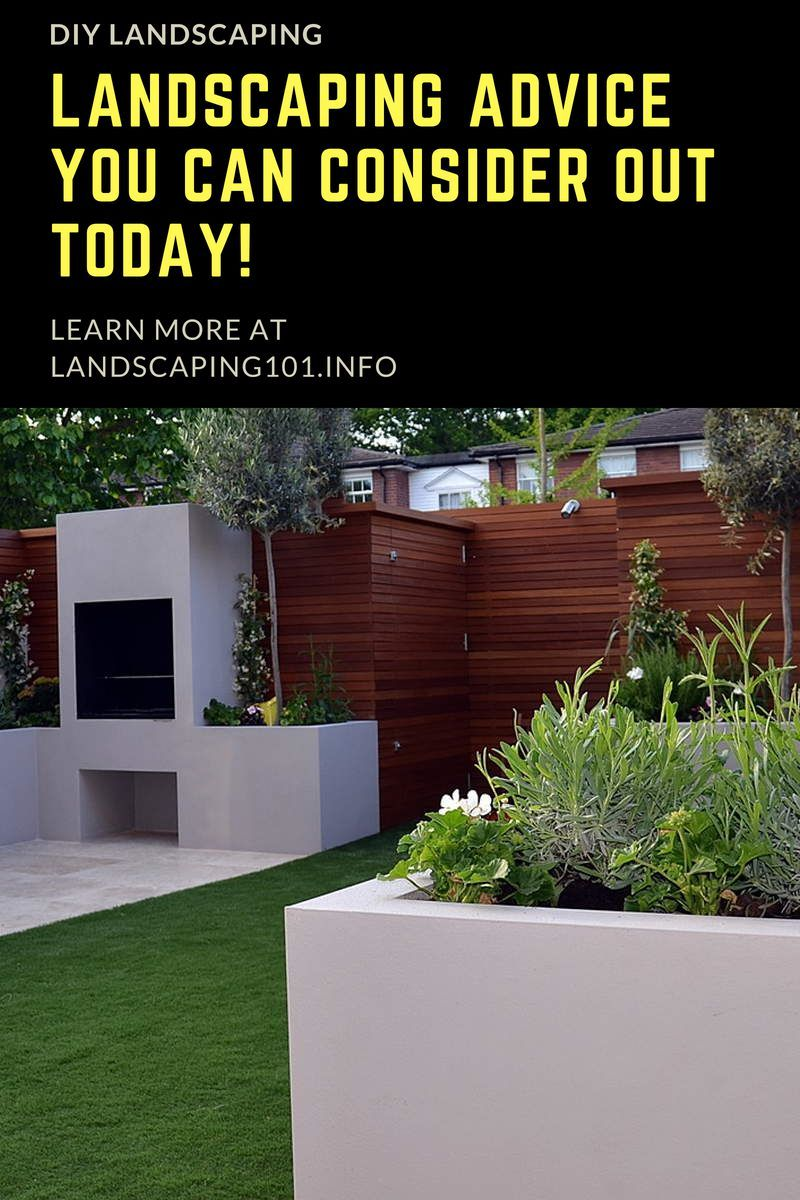 landscaping advice you can consider out today landscaping