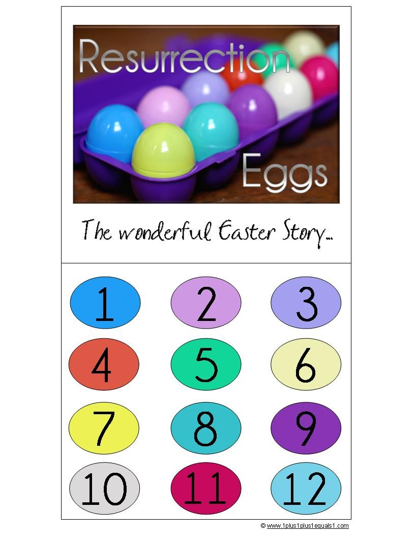 picture regarding Resurrection Egg Story Printable known as Resurrection Eggs (with cost-free printable and backlinks in the direction of other