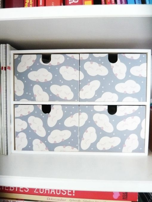 Ikea Moppe Mini Kommode Verschonern Selbermacher Kommode Ikea