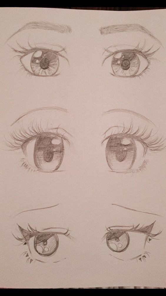 Photo of Anime eyes anime #tattoostyle – tattoo style