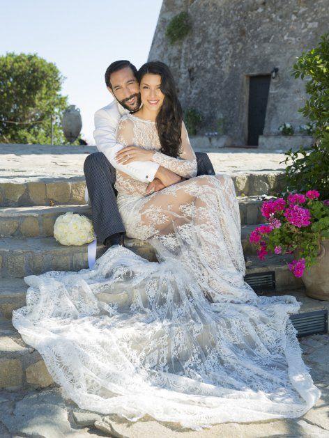 In BUNTE zeigen Rebecca Mir und Massimo Sinat die
