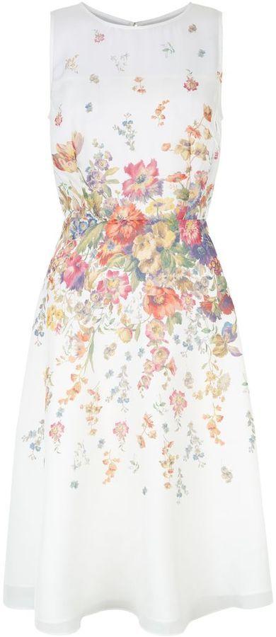 Hobbs Capability Silk Dress Mit Bildern Mode Style Kleider Stil