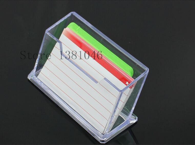 Transparent clear plastic business card holder display stand transparent clear plastic business card holder display stand colourmoves