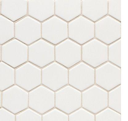 6th Avenue Ceramic Hexagon Mosaic Walker Zanger