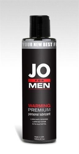 System Jo For Men Premium Warming Lubricant 4 25 Oz Systemjo