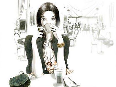 Sophie Griotto: ilustraciones con estilo parisino