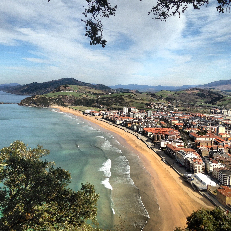 zarautz zarautz pinterest basque country basque and