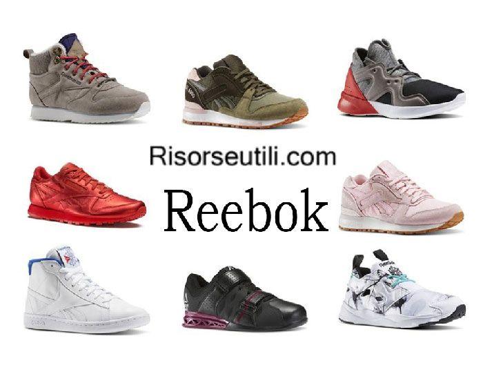Shoes Reebok fall winter 2016 2017 womenswear footwear