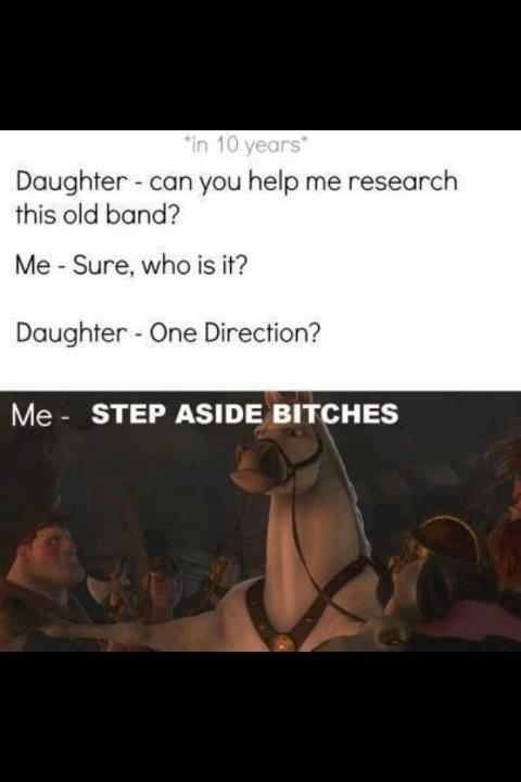 Step aside bitches :D