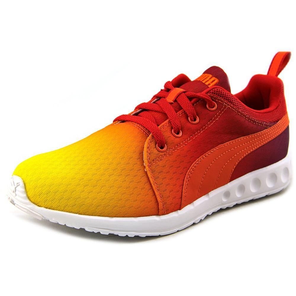 61034485b9d Puma Men s Carson Runner Sunset Fade Multicolor Synthetic Athletic ...
