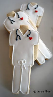 For my sister Lydia and her Med School hubby... too cute!