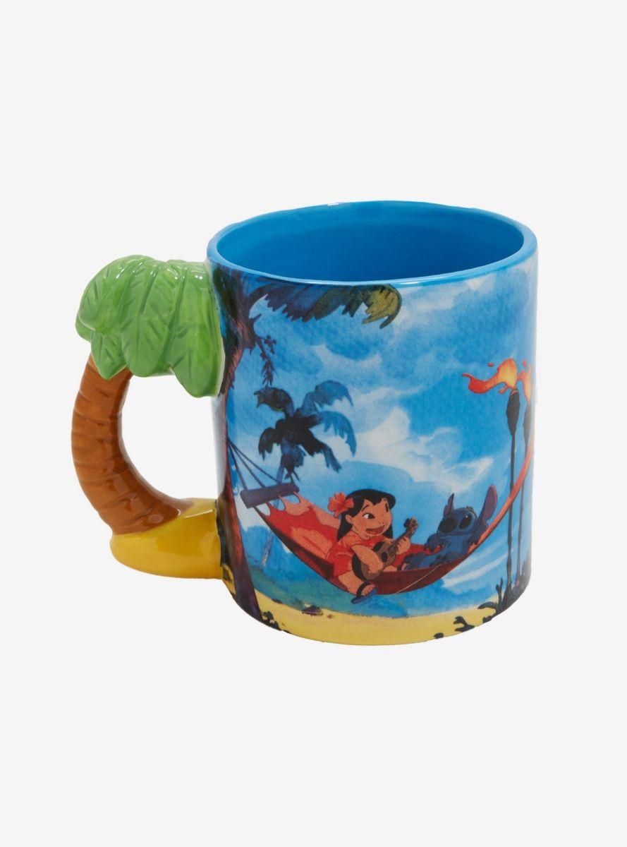 Disney Lilo & Stitch Hammock Mug