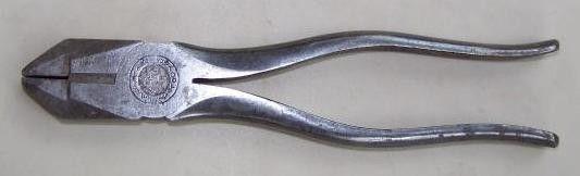 #KleinTools side-cutting pliers