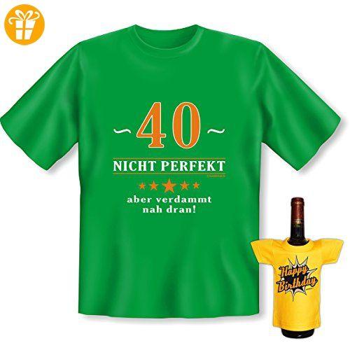 Mini-Shirt/Flaschendeko: 40