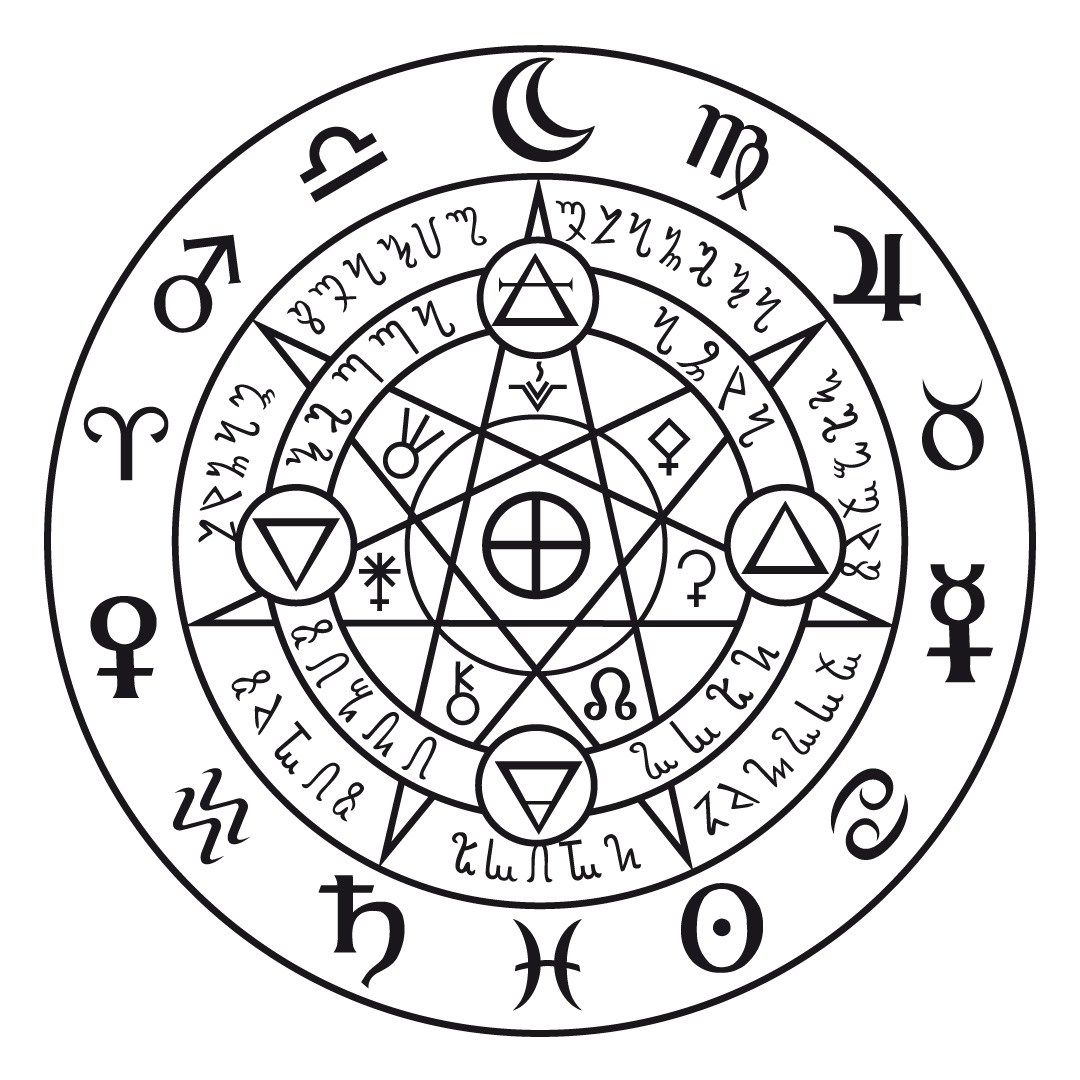 Protection Symbols Against Demons X3cbx3esymbols Against Demonsx3c