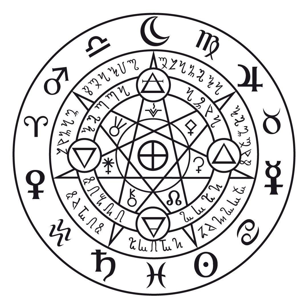 Protection Symbols Against Demons X3cbx3esymbols Against Demonsx3c