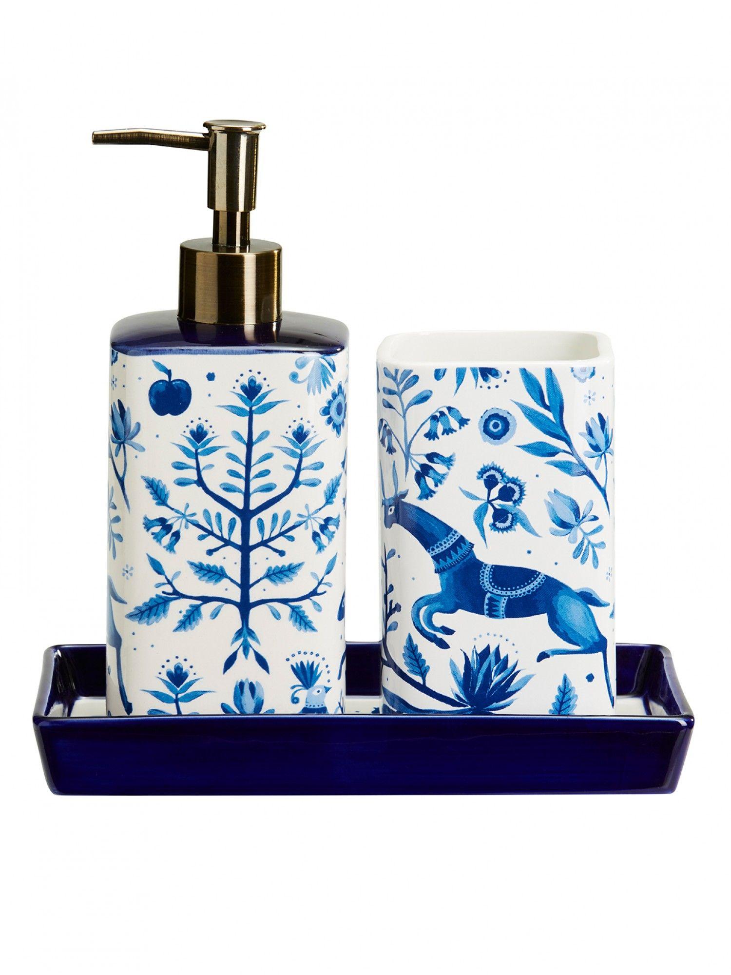 OTOMI CERAMIC BATHROOM CADDY Mozi - Australian lifestyle and designs ...