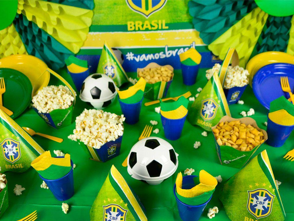 Festa Futebol Dicas De Artigos De Festa Decoracao Festa