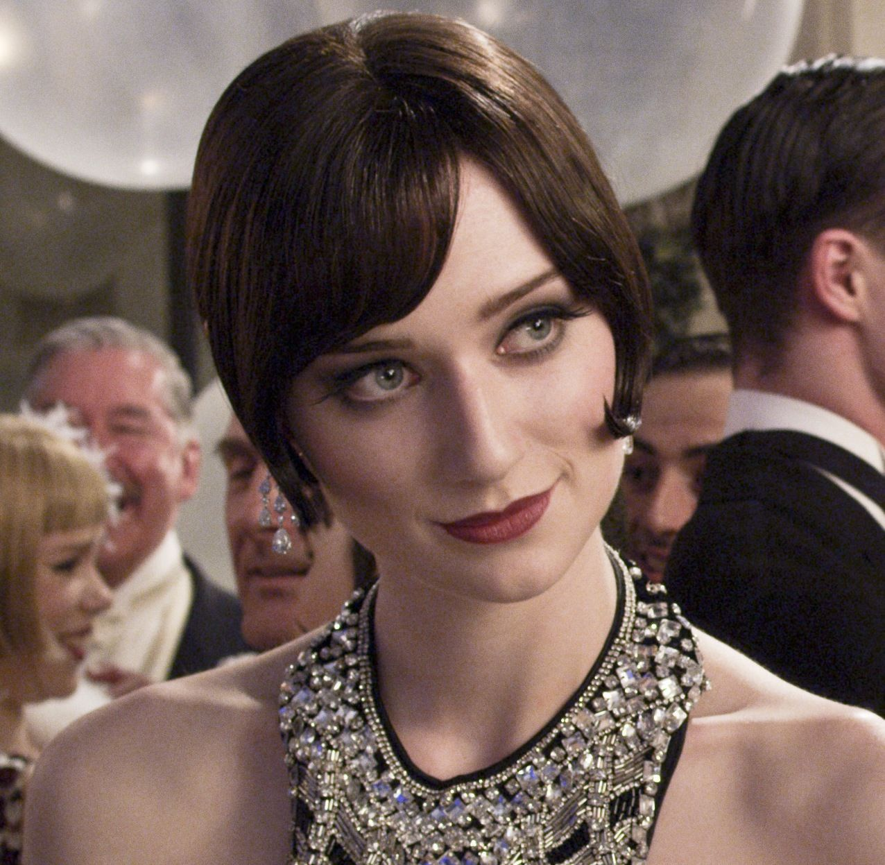 Jordan Baker in Gatsby has the best outfits!