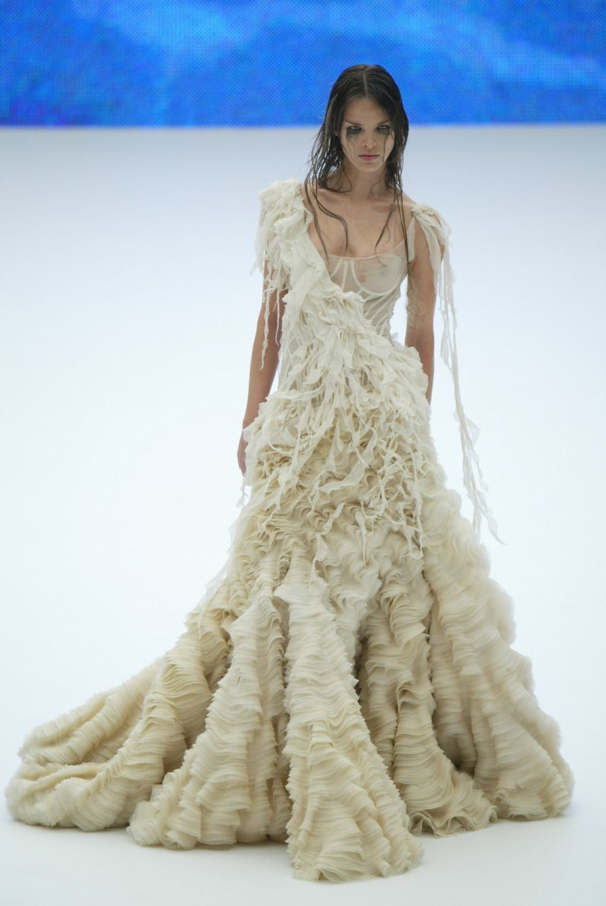 Alexander Mc Queen's Dress