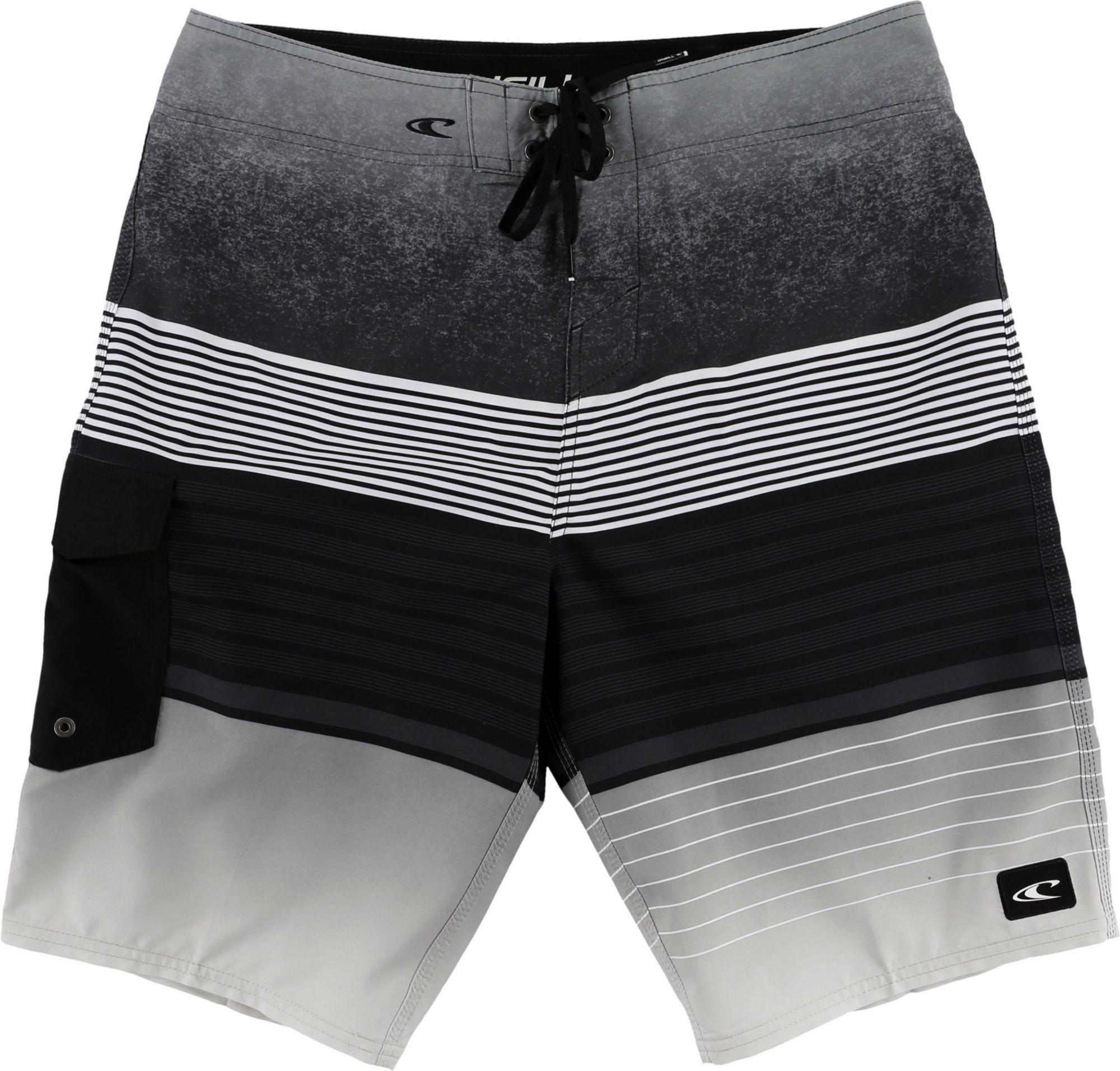6fd99b8d66 O'Neill Men's Lennox 21'' Board Shorts, Size: 32, Black | Products