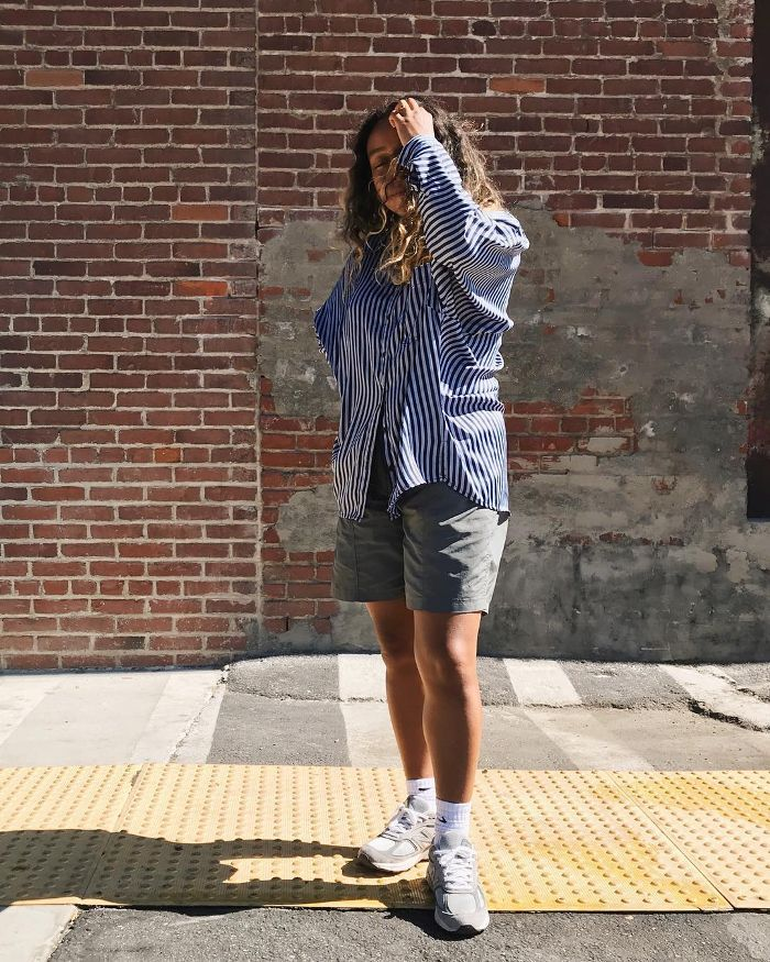 2af18207d7b 15 Actually Cute Ways to Style Shorts