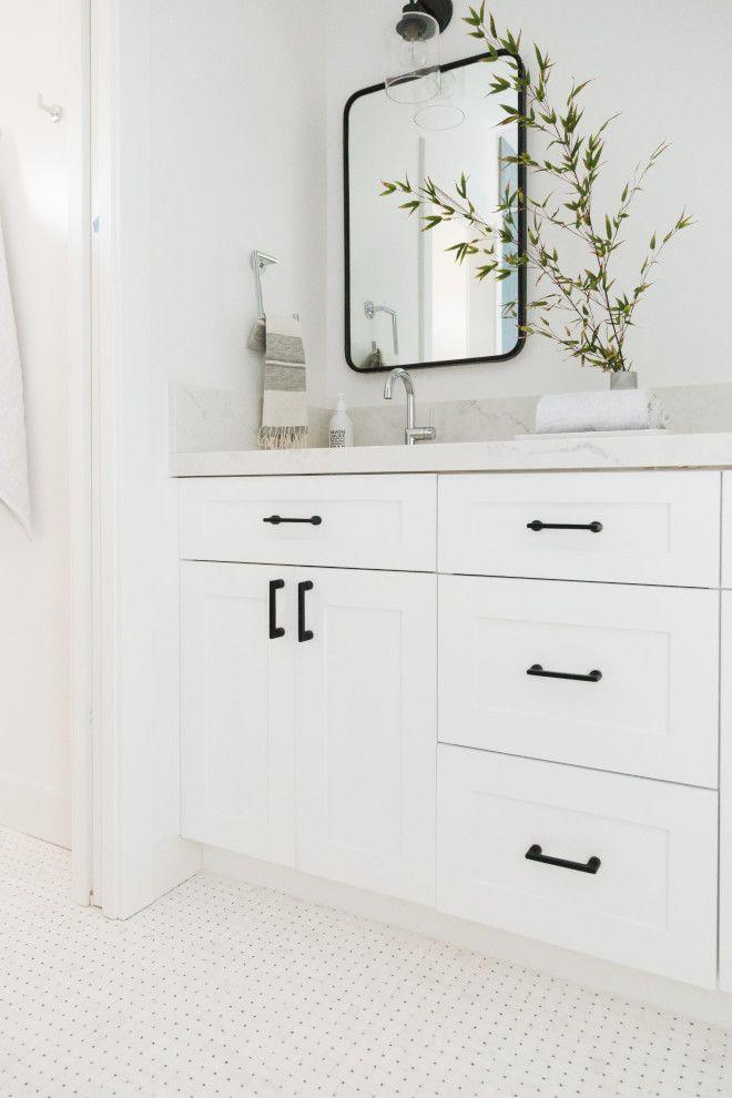 35+ Bathroom white shaker cabinets diy