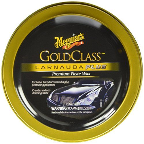 GOLD CLASS PASTE CAR WAX G7014J