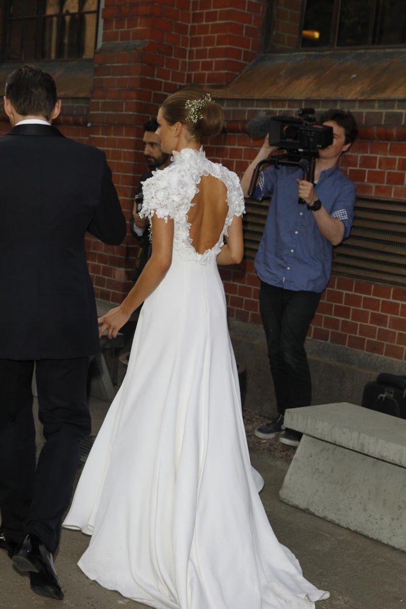 Photo of Jenny Skavlan – brudekjole