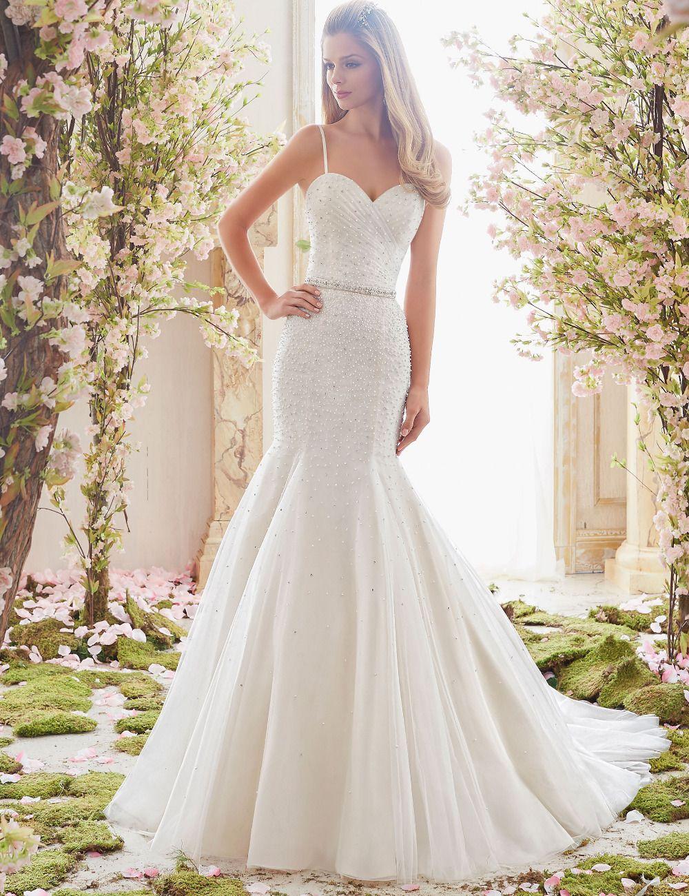 Free Shipping] Buy Best Vestidos De Noiva De Luxo Bridal Gown ...