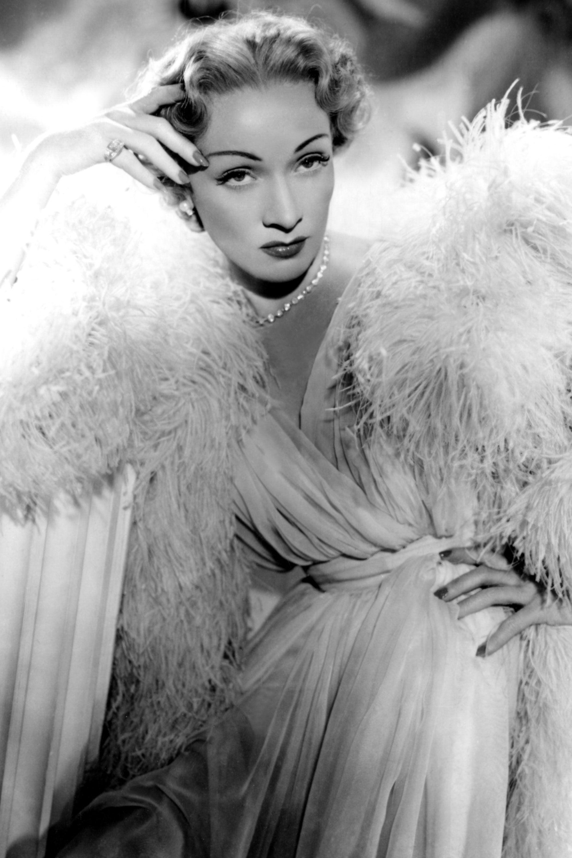 Marlene Dietrich, Stage Fright  Everett Collection  - HarpersBAZAAR.com