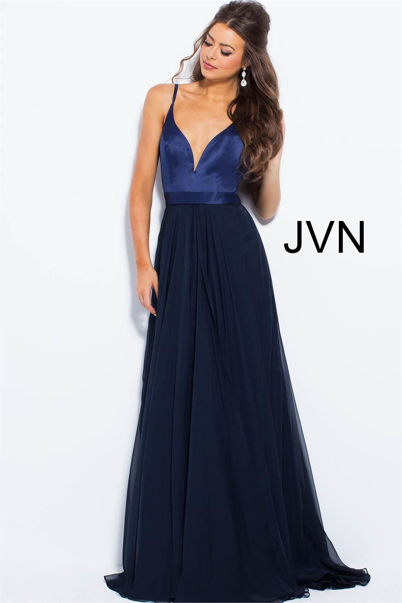 2b4ef739df84 JVN by Jovani JVN51181 Dress - Formal Approach Prom Dress Lunghi Abiti Da  Damigella