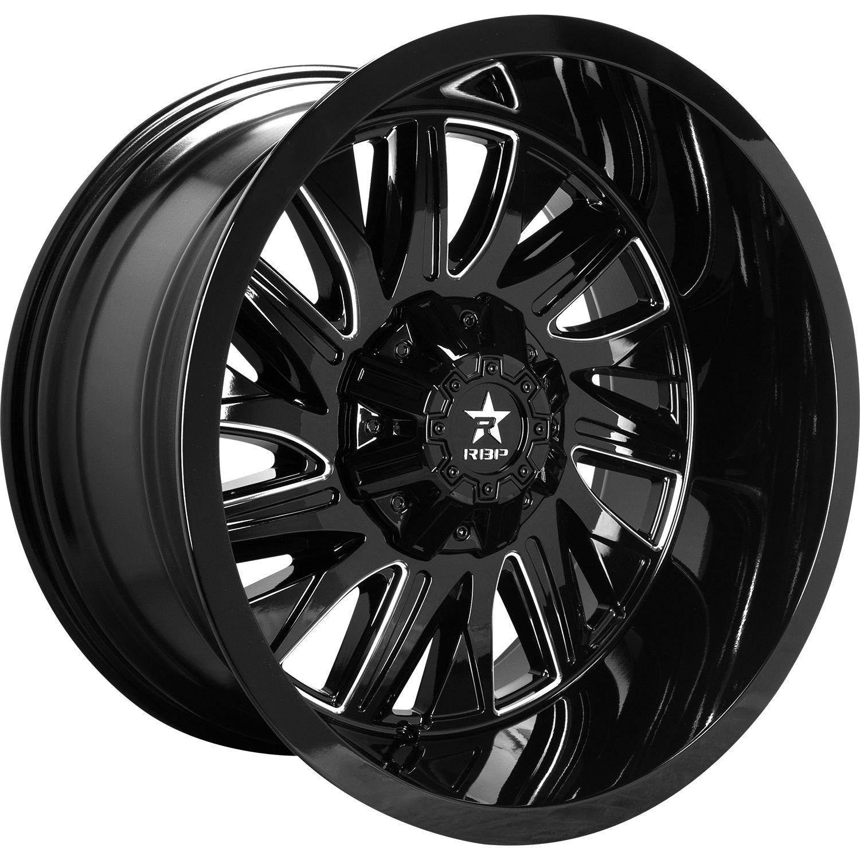 20x12 44mm Offset Wheels — Custom Offsets Aftermarket