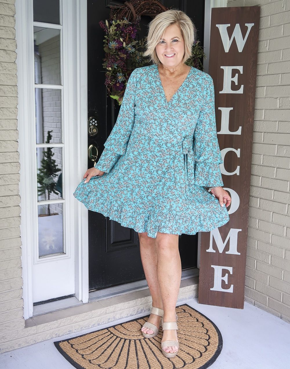 Summer Dresses That Are Beautiful And Affordable 50 Is Not Old Fashion Fashion Over Fashion Over 50 [ 1271 x 1000 Pixel ]