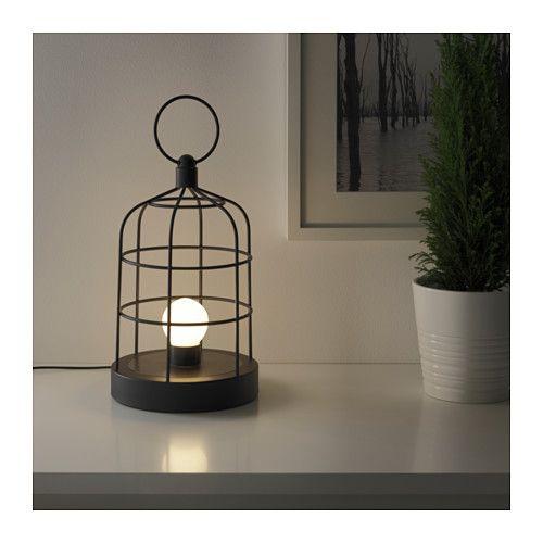 IKEA - STRÅLA, Led-lantaarn, , Kan overal geplaatst worden omdat het ...