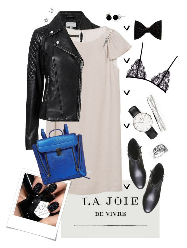 """""""Senza titolo #232"""" by laurettered on Polyvore featuring KEEP ME, Witchery, Nadri, Bling Jewelry, Pandora, Polaroid and 3.1 Phillip Lim"""
