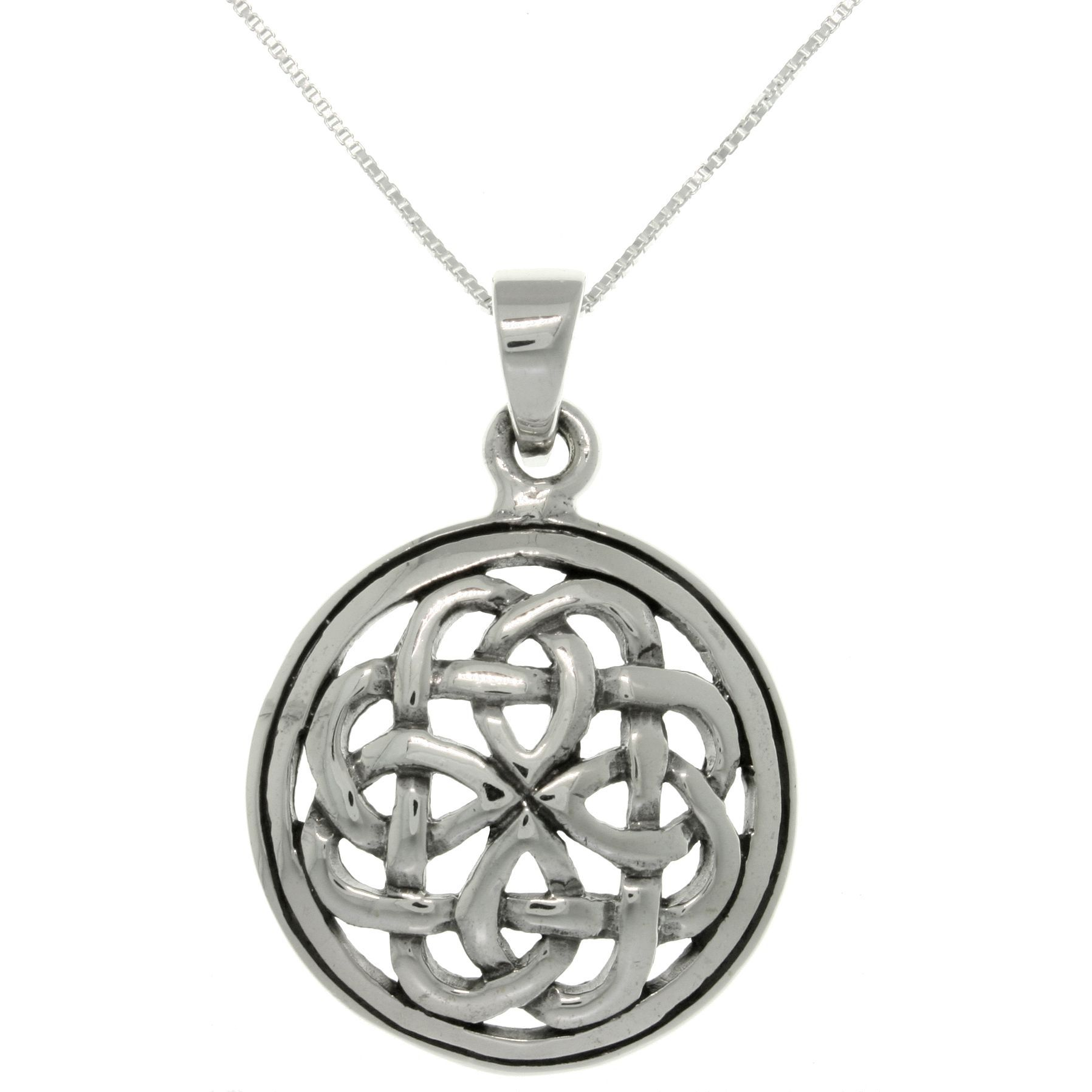 celtic bead eu product warrior with silver gold pendant large
