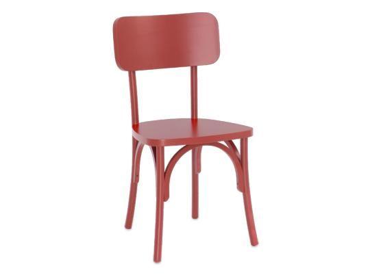 Cadeira Aurora - Cereja