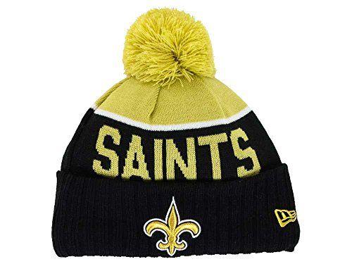 newest collection 947cd 60450 New Orleans Saints Knit Hat
