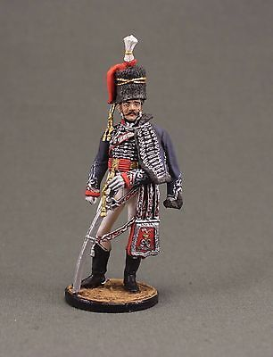 Officer of the 15th Hussars light Regiment of the King. United Kingdom, 1808-13