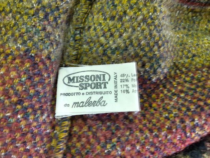 Missoni sport - Maglione fantasia  97e69cf74