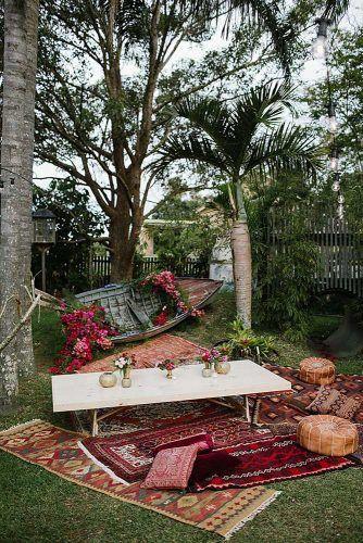 30 Pretty And Cheap Boho Decor For Wedding #gypsysetup