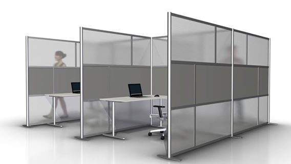 modern office partitions. Gallery Of Modern Office Partitions \u0026 Room Dividers Design Configurations. IDivide Modular Partition Walls