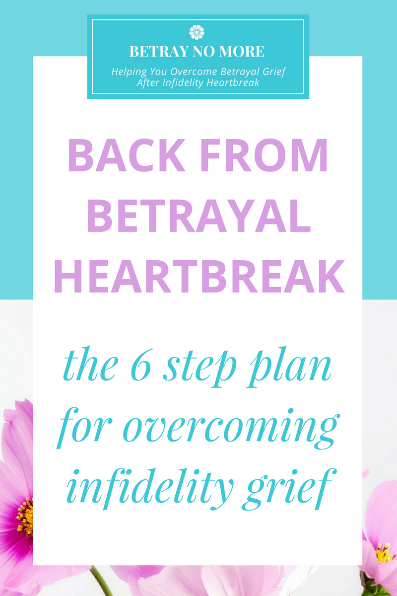 How To Overcome Betrayal In Your Marriage