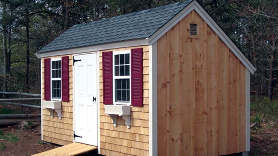 Salt Box Shed Design Home Sheds Small Buildings Classic Collection Classic Saltbox Saltboxshedplans Shed Plans Shed Shed Design