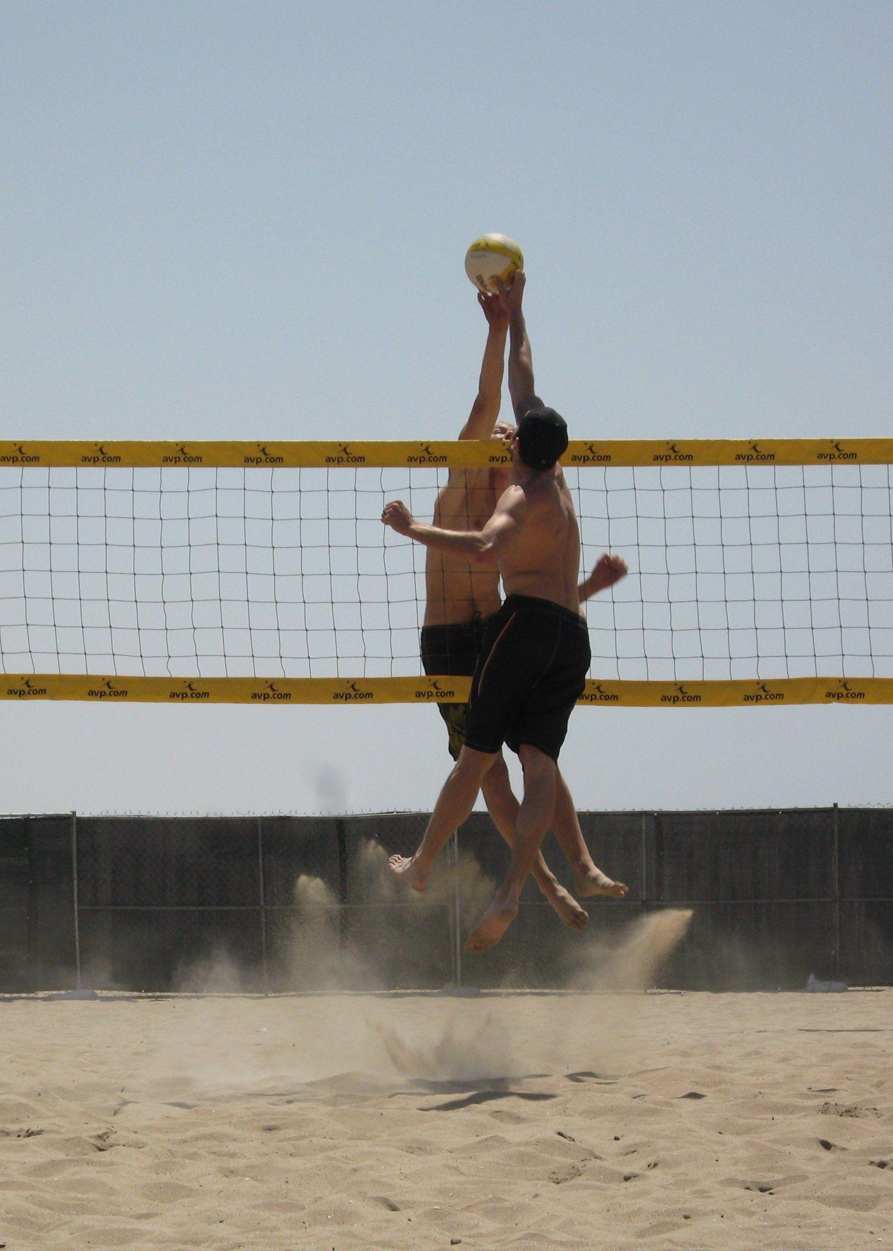 Elite Performance Training Sinjin Smith Beach Volleyball Camps Beach Volleyball Volleyball Camp Volleyball Skills
