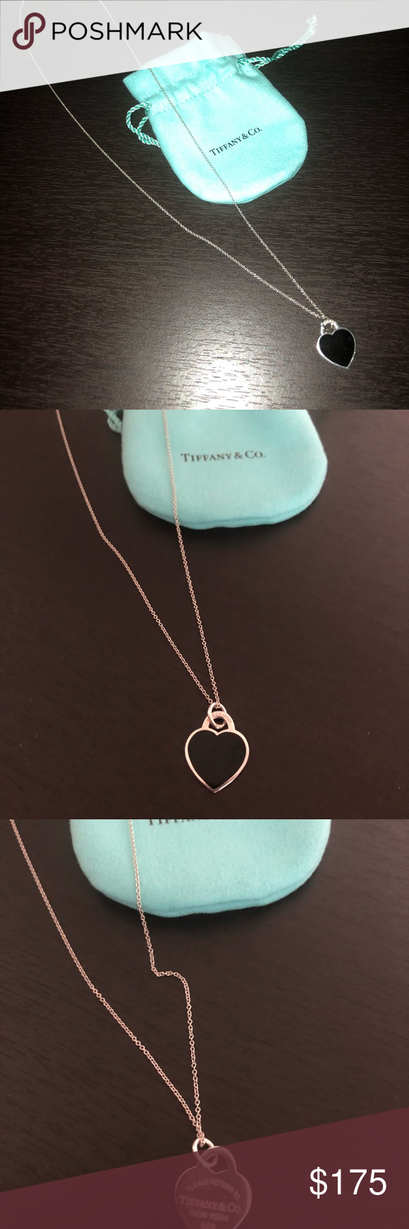 8f1aef5829fa0 Tiffany & Co. Return to Tiffany Black Heart Black Heart Return to ...